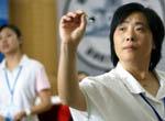 舟山站 女子组比赛