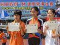 2007江苏省速度轮滑赛