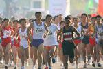 [组图]-北京国际马拉松 中国军团获男女5枚奖牌