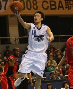 CBA联赛第8轮北京金隅vs山西中宇