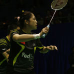 ZhengBo/GaoLing qualified by a 2-0 victory