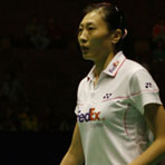 Zhang Ning enters second round with a 2-0 win