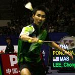 李宗伟晋级男单第二轮