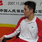 陈宏作客羽球中公赛官网