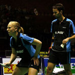 Robertson/ Emms to enter the semi-final
