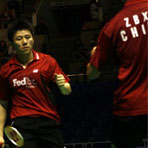 Xie Zhongbo/Guo Zhendong to the final