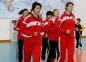 [视频]-中国女排福建漳州集训调整第一天