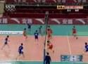 [视频]-2008全国男子排球锦标赛北京3-0胜福建