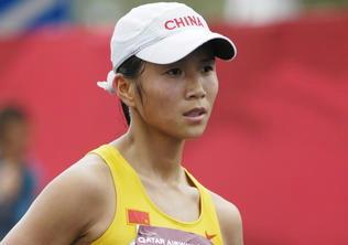 [视频]-女子20公里竞走挑战赛精选二 刘虹夺冠