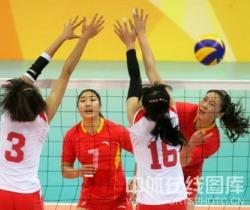 [视频]-天津女排逆转八一夺冠 赛后新闻发布会