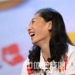 [组图]羽毛球女单冠军张宁 做客华奥星空演播室