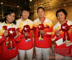 [视频]-冠军面对面 中国沙排女队谈付出与回报