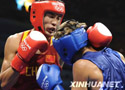 [组图]中国选手麦麦提图尔荪•琼无缘16强