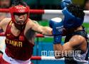 [组图]奥运拳击81公斤级半决赛 张小平晋级决赛
