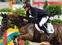 [组图]-德国队夺得奥运马术三项赛团体赛金牌