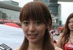 [組圖]-AGF亞洲方程式決戰上賽 賽車寶貝風情萬種