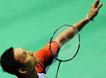 [组图]中国羽毛球大师赛 索尼2比0胜埃里克-潘