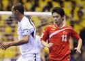 [组图]-世界杯张习胡杰破门 中国2-6埃及两连败