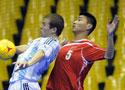 [组图]-世界杯中国队五球完败 5日将迎战埃及队