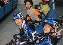 海宁中小学生轮滑赛落幕