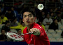 Lin Dan continues with perfect