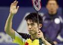 Lin Dan takes crown