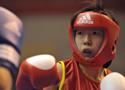 [组图]女拳击世锦赛次日赛况 各国拳手比赛瞬间