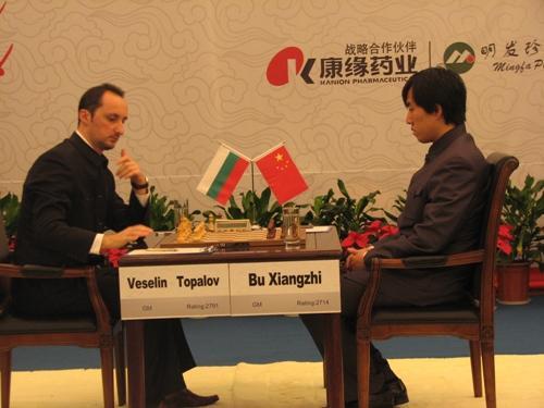 中国国际象棋特级大师邀请赛卜祥志再胜 - 南通小鱼儿--二附国际象棋培训基地 - 二附国际象棋--小鱼儿的博客