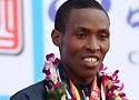 [组图]-厦门马拉松 非洲选手打破男子赛会纪录