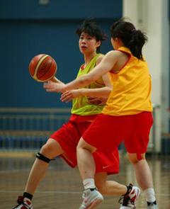 [视频]女篮公开课 球队阵容有所变化