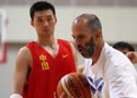 中国男篮北仑集结
