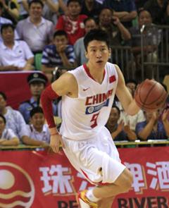 09国际男篮挑战赛 中国负立陶宛(上)