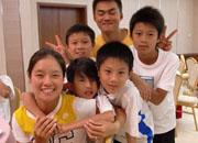 网球天地 青少年夏令营