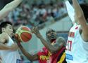 中国58-50安哥拉获第3