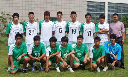 南京航空航天大学队 中国足球协会室内五人制足球官方网站 -室内五人