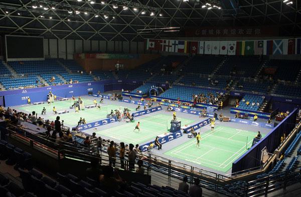 常州オリンピック・スポーツセンター・スタジアム
