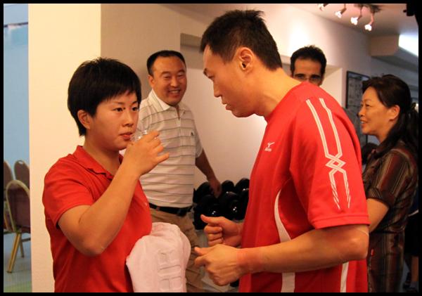 [组图]--全国壁球巡回赛 吴珍珍北京站打入决赛