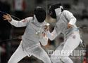 [组图]-江苏队夺十一运会女子花剑团体赛冠军