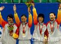 [组图]11运会击剑团体赛 辽宁队获女子重剑冠军