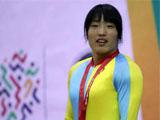 全运500m计时赛冠军李雪妹访谈