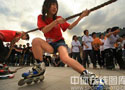 广州高校轮滑公开赛