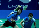 Korean pair cruises to second round