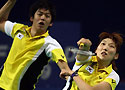 LeeYong Dae/Lee Hyo Jung enter MD quarterfinals