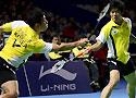[组图]-中国羽毛球公开赛 李龙大/郑在成进决赛