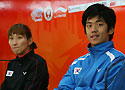 Koreans Lee Yong Dae/Lee Hyo Jung clinch XD title