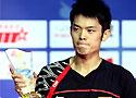 [组图]-中国羽球公开赛 林丹2-0横扫约根森夺冠