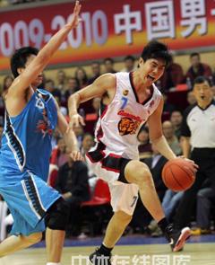 广东显霸气--CBA联赛第二轮综述