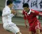 亚预赛-国足0-0平叙利亚晋级