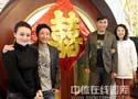 [组图]奥运冠军张小平携新婚妻子在京宴请队友