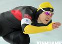 [组图]-速度滑冰男子500米首轮 于凤桐晋级次轮